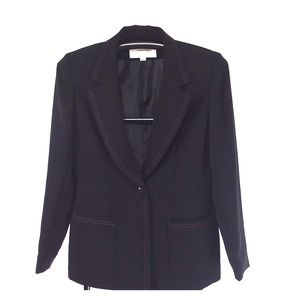 Size 6 Tahari Black Blazer